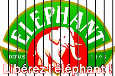 Libérez l'éléphant!